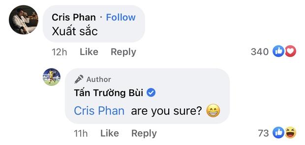 Vựa muối mới của ĐT Việt Nam gọi tên ông chú thủ môn Tấn Trường: Vừa lầy vừa hài mà còn là chuyên gia MXH - Ảnh 3.