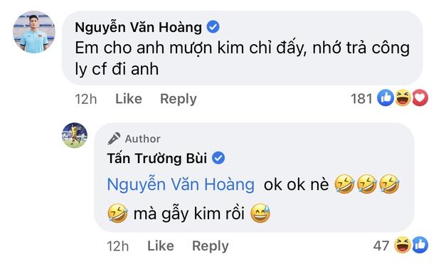Vựa muối mới của ĐT Việt Nam gọi tên ông chú thủ môn Tấn Trường: Vừa lầy vừa hài mà còn là chuyên gia MXH - Ảnh 5.