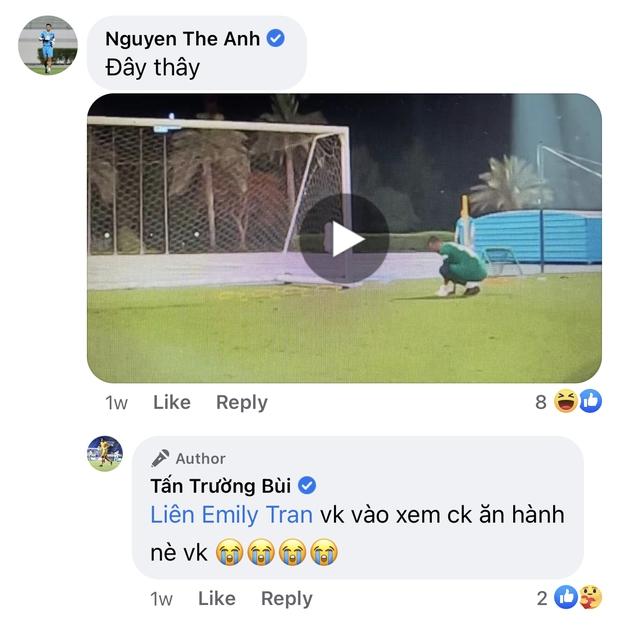 Vựa muối mới của ĐT Việt Nam gọi tên ông chú thủ môn Tấn Trường: Vừa lầy vừa hài mà còn là chuyên gia MXH - Ảnh 15.