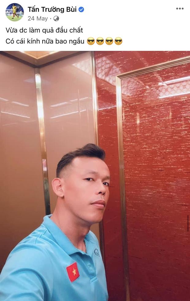 Vựa muối mới của ĐT Việt Nam gọi tên ông chú thủ môn Tấn Trường: Vừa lầy vừa hài mà còn là chuyên gia MXH - Ảnh 17.