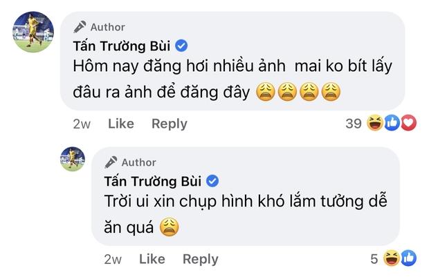 Vựa muối mới của ĐT Việt Nam gọi tên ông chú thủ môn Tấn Trường: Vừa lầy vừa hài mà còn là chuyên gia MXH - Ảnh 19.