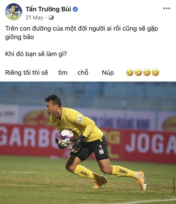 Vựa muối mới của ĐT Việt Nam gọi tên ông chú thủ môn Tấn Trường: Vừa lầy vừa hài mà còn là chuyên gia MXH - Ảnh 21.