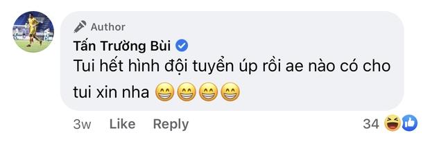 Vựa muối mới của ĐT Việt Nam gọi tên ông chú thủ môn Tấn Trường: Vừa lầy vừa hài mà còn là chuyên gia MXH - Ảnh 23.