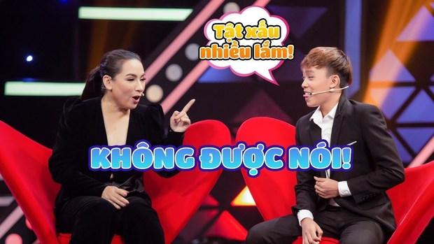 """Hồ Văn Cường từng """"kể xấu"""" mẹ nuôi Phi Nhung trên sóng truyền hình: Mê trai, ăn nhiều, giận lên là mắng - Ảnh 2."""