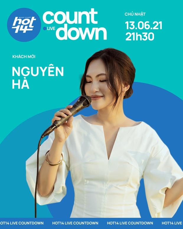 HOT14 Live COUNTDOWN: Dàn line-up xịn xò với loạt stage bất ngờ hứa hẹn không thể rời mắt! - Ảnh 4.