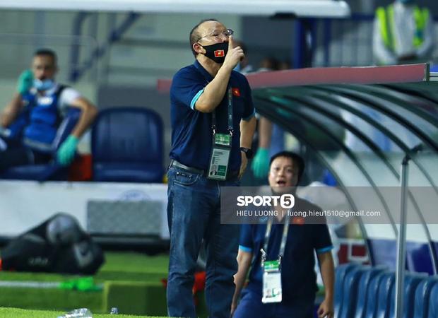 HLV Park Hang-seo bị cấm chỉ đạo trận UAE - Ảnh 3.