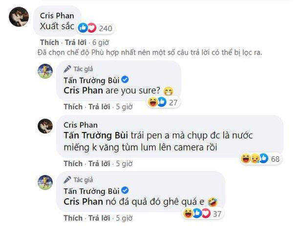 Mừng chiến thắng của đội tuyển Việt Nam phong cách Cris Phan, dạo khắp Facebook tuyển thủ chỉ để cà khịa? - Ảnh 5.