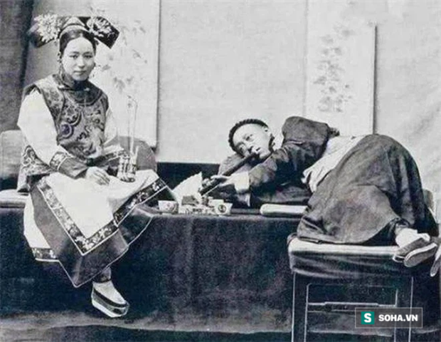 Thuốc phiện vốn rất đắt, tại sao người nghèo thời nhà Thanh vẫn hút? Việc làm của Từ Hi Thái hậu bị hậu thế muôn đời nguyền rủa - Ảnh 1.