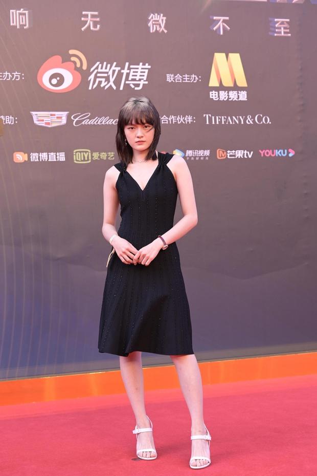 Thảm đỏ Đêm Điện ảnh Weibo: Âu Dương Na Na hoá tiên tử, đè bẹp Trương Quân Ninh già chát cùng dàn mỹ nhân - Ảnh 12.