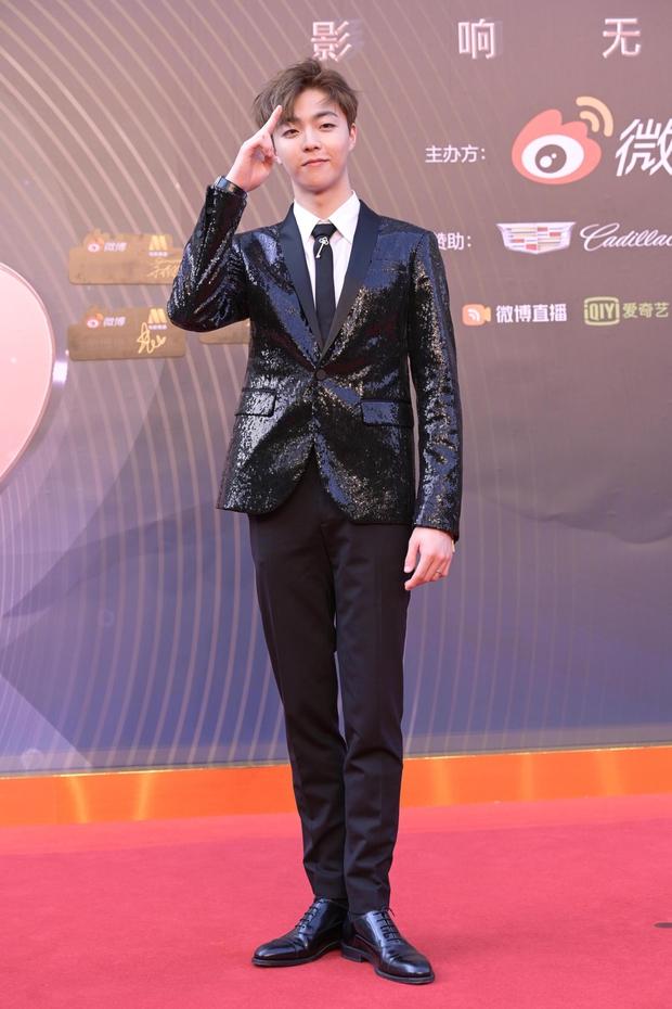 Thảm đỏ Đêm Điện ảnh Weibo: Âu Dương Na Na hoá tiên tử, đè bẹp Trương Quân Ninh già chát cùng dàn mỹ nhân - Ảnh 20.