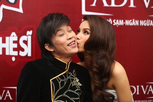 Ngoài Hoài Lâm, NS Hoài Linh còn có người con nuôi nổi tiếng: Hoa hậu gây bão MXH một thời và cũng mắc bệnh tuyến giáp - Ảnh 3.