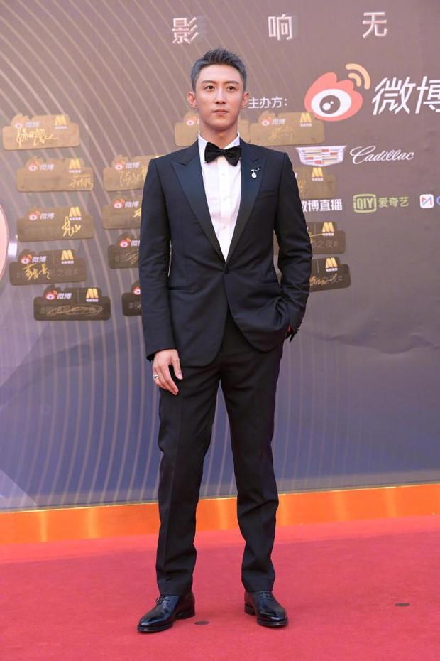 Thảm đỏ Đêm Điện ảnh Weibo: Âu Dương Na Na hoá tiên tử, đè bẹp Trương Quân Ninh già chát cùng dàn mỹ nhân - Ảnh 17.