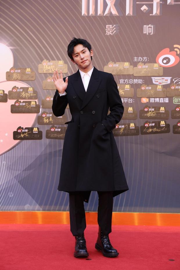 Thảm đỏ Đêm Điện ảnh Weibo: Âu Dương Na Na hoá tiên tử, đè bẹp Trương Quân Ninh già chát cùng dàn mỹ nhân - Ảnh 16.