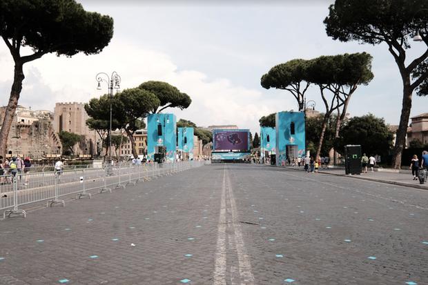 Độc từ nước Ý: Cận cảnh giấy xét nghiệm Covid-19 của fan đến xem khai mạc Euro 2020 - Ảnh 8.