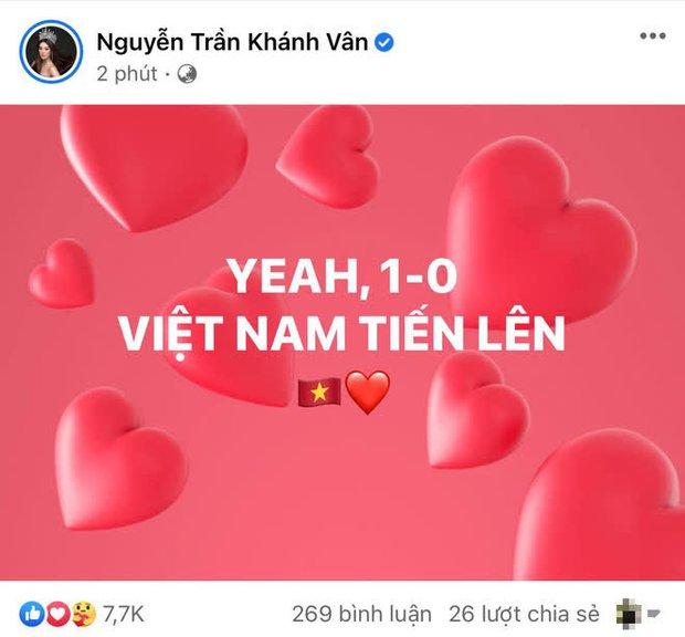 NGAY LÚC NÀY: Jack và cả showbiz đang đồng loạt gọi tên Tiến Linh sau bàn thắng mở tỷ số cho đội tuyển Việt Nam! - Ảnh 10.