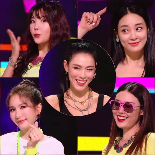 Girlgroup debut 12 năm tái hợp cực sung: Ngỡ ngàng trước nhan sắc của chị cả 41 tuổi & thành viên đang mang bầu - Ảnh 3.