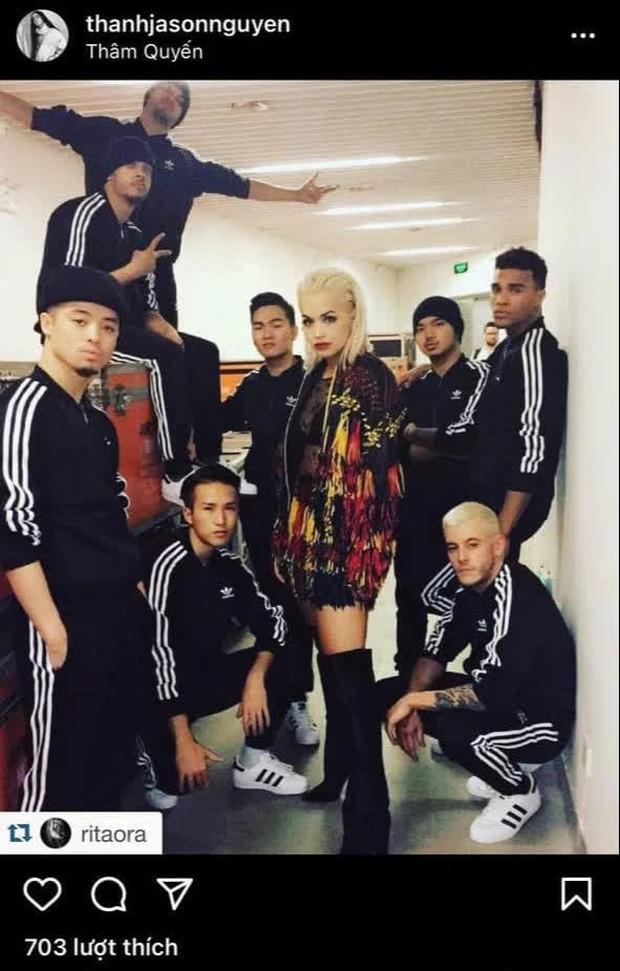 Phát hiện nam vũ công gốc Việt đồng hành cùng Dua Lipa, Liam Payne, Little Mix trên loạt sân khấu lớn nhỏ! - Ảnh 7.