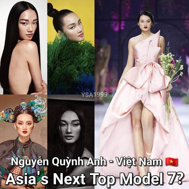 Học trò Võ Hoàng Yến sẽ là đại diện Việt Nam tại Asias Next Top Model 2021? - Ảnh 4.