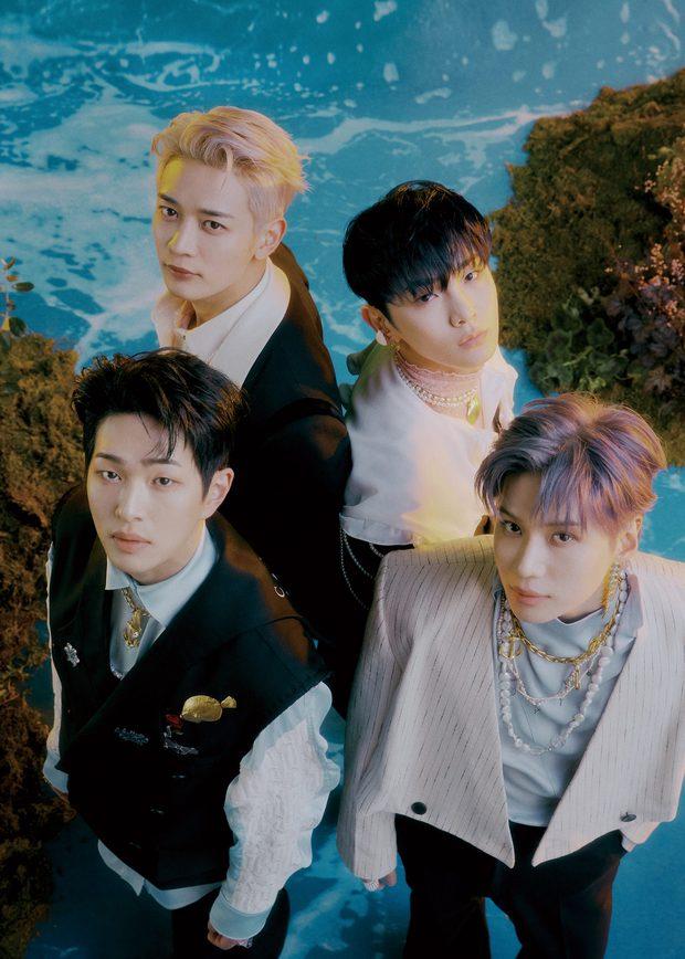 Xôn xao BXH 30 nhóm nhạc nam hot nhất: EXO trở lại đối đầu BTS cực gắt, SHINee và boygroup thế hệ 2 trỗi dậy ngỡ ngàng - Ảnh 7.