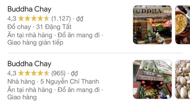 Nhà hàng chay của Phi Nhung tụt hạng không phanh trên Google sau loạt đánh giá 1 sao, fan kéo nhau vào cứu nhưng vẫn không lên nổi? - Ảnh 2.