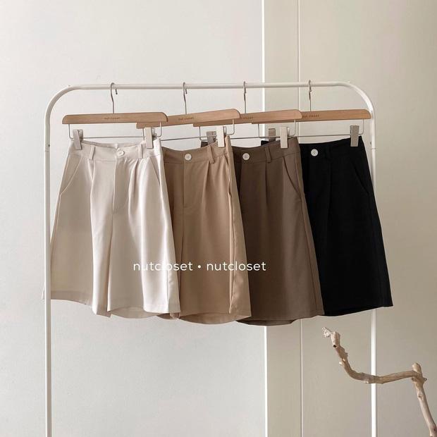 Quần short lửng siêu dễ mặc dễ đẹp chẳng kén dáng, chị em sắm ngay đi thôi vì giá chỉ từ 65k - Ảnh 1.
