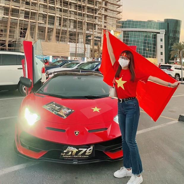 Gái xinh 2k1 kể chuyện đi xem ĐT Việt Nam thi đấu trực tiếp tại UAE: Thủ tục rất lằng nhằng nhưng cực xứng đáng! - Ảnh 2.