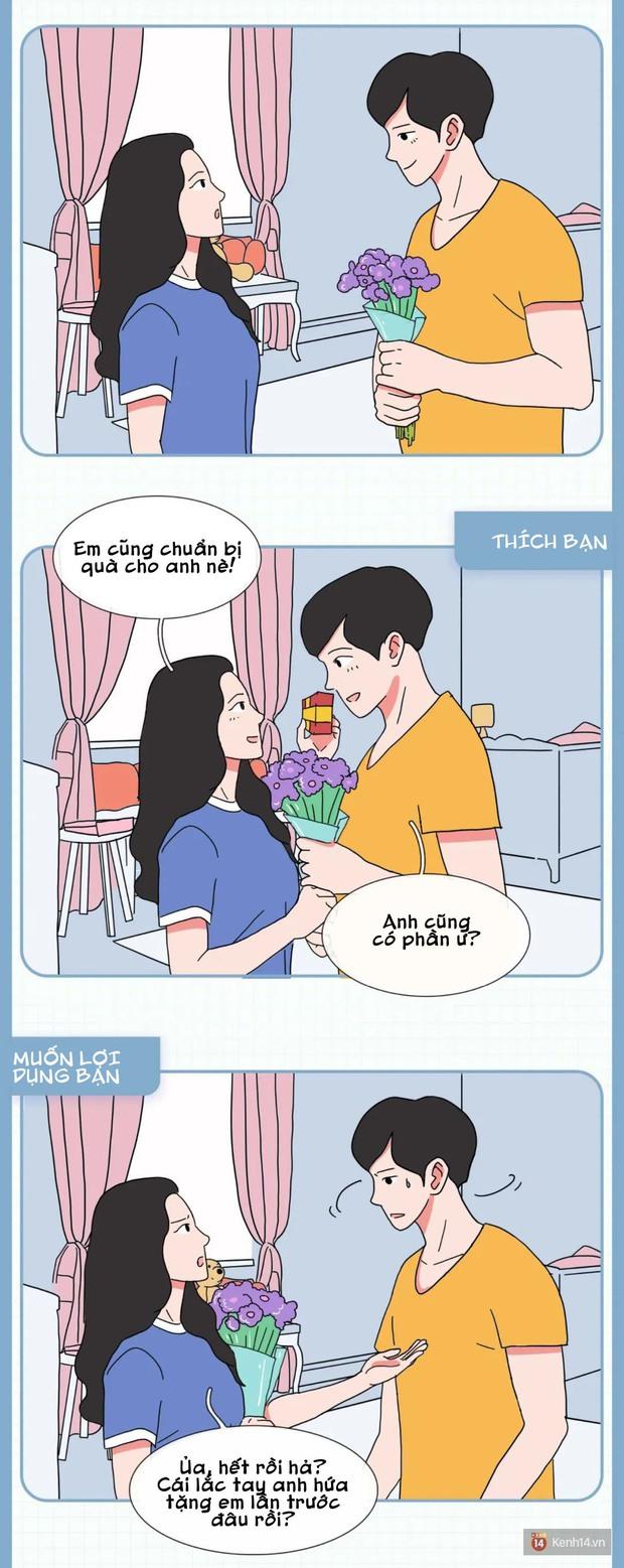 7 khác biệt rõ rệt giữa cô gái yêu bạn thật lòng và người chỉ muốn lợi dụng bạn - Ảnh 3.