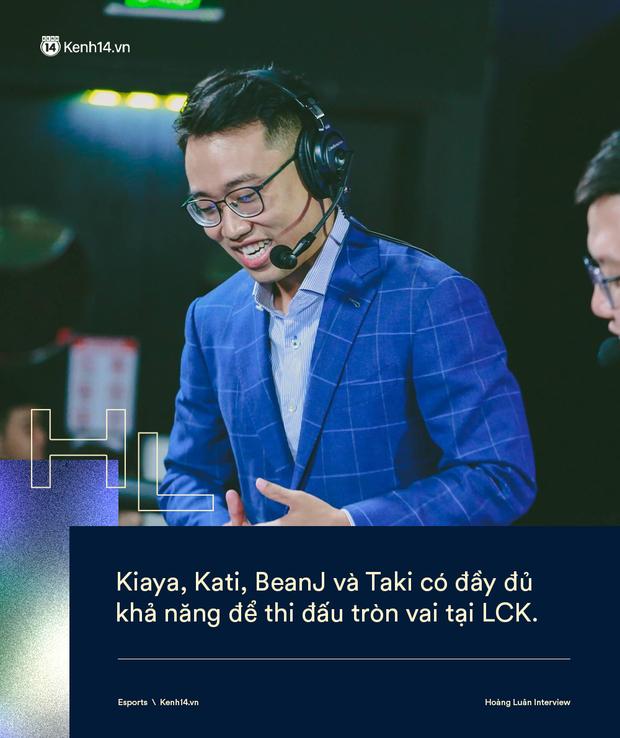 BLV Hoàng Luân: Nếu xét về cả kỹ năng và lối chơi thì Kiaya, Kati, BeanJ và Taki đều có thể thi đấu tròn vai... tại LCK - Ảnh 7.