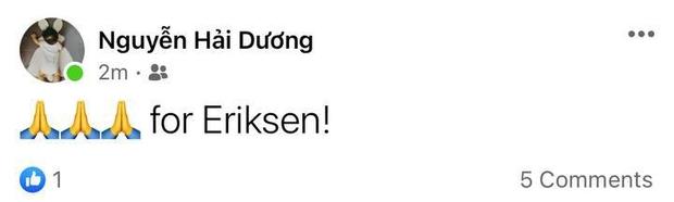 Dân mạng Việt đi từ bàng hoàng đến vỡ oà khi chứng kiến cầu thủ số 1 Đan Mạch đột quỵ ngay trên sân đấu Euro - Ảnh 11.