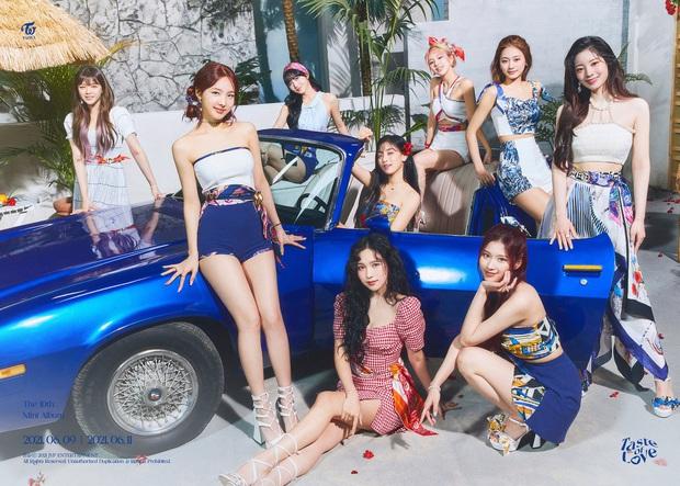 Choáng nặng BXH 30 girlgroup hot nhất: TWICE lên show nước Mỹ mà vẫn bị aespa và Brave Girls đè bẹp, BLACKPINK tụt không phanh - Ảnh 4.