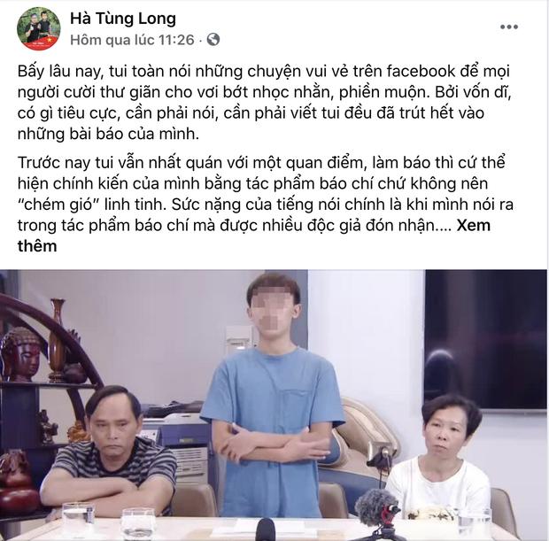Thêm quan điểm của một nhà báo có tiếng về lùm xùm Phi Nhung - Hồ Văn Cường: Nói gì mà NSND Lan Hương và cả dàn sao đồng tình? - Ảnh 2.