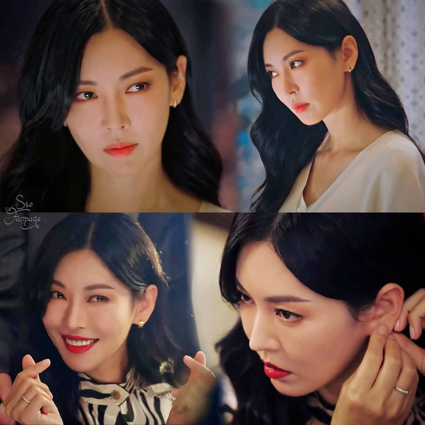 Cheon Seo Jin ở Penthouse 3 dự sẽ khét lẹt, tạo hình mới đã phần nào nói rõ - Ảnh 4.