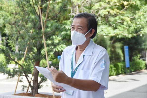 Bệnh viện Bệnh Nhiệt đới TP.HCM đã tiêm 2 mũi vaccine Covid-19 cho 1.200 cán bộ, y bác sĩ và nhân viên - Ảnh 1.