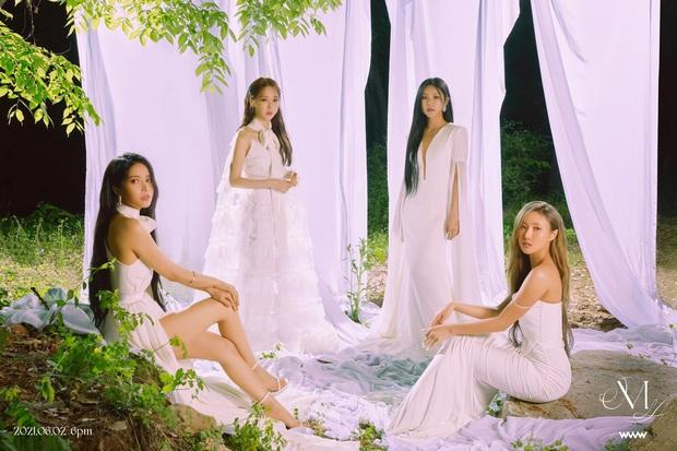 Choáng nặng BXH 30 girlgroup hot nhất: TWICE lên show nước Mỹ mà vẫn bị aespa và Brave Girls đè bẹp, BLACKPINK tụt không phanh - Ảnh 9.
