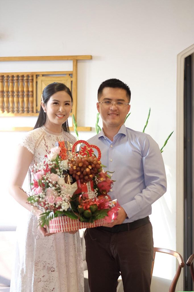 Hoa hậu Ngọc Hân chính thức hé lộ váy cưới, chỉ 1 chi tiết đã chứng minh hôn lễ hoành tráng đến tới nơi rồi! - Ảnh 6.