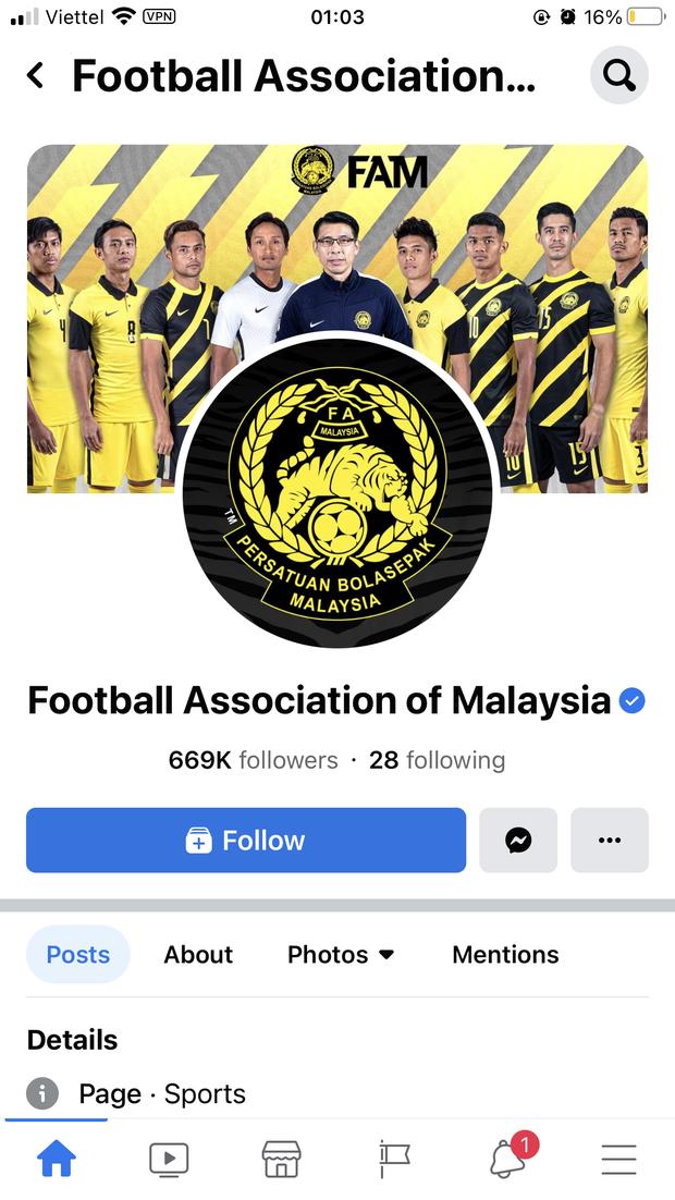Bị Fanpage của Hiệp hội Liên đoàn bóng đá Malaysia chặn IP, cộng đồng mạng Việt Nam vẫn tìm cách vượt rào - Ảnh 7.