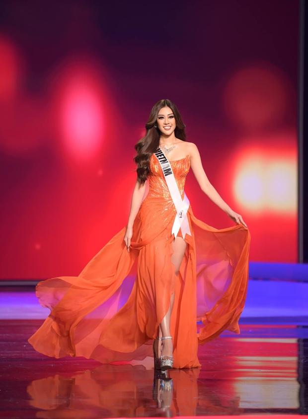 Khánh Vân khoe mặt mộc cực phẩm tại khu cách ly tập trung, quả xứng danh top 21 Miss Universe - Ảnh 8.