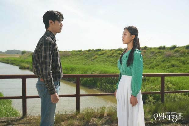 4 phim Hàn khiến bạn loá mắt bởi style retro: Phong cách khiến giới mộ điệu phát sốt, xem xong học hỏi được 1 rổ tips phối đồ - Ảnh 28.