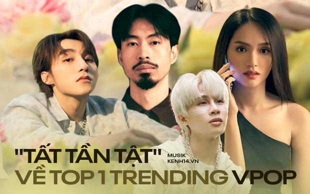 Bạn biết gì về các MV top 1 trending của Vpop: ai nhanh nhất - chậm nhất - lâu nhất - ngắn nhất? - Ảnh 1.
