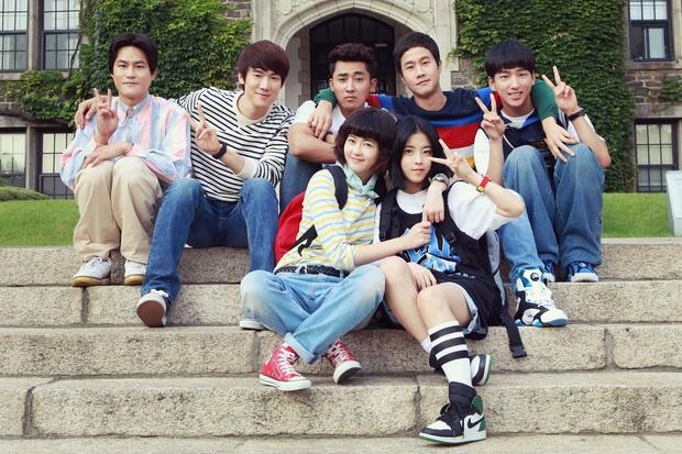 4 phim Hàn khiến bạn loá mắt bởi style retro: Phong cách khiến giới mộ điệu phát sốt, xem xong học hỏi được 1 rổ tips phối đồ - Ảnh 13.