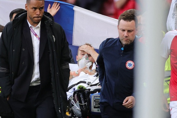 Diệu Nhi bật khóc, Trịnh Thăng Bình và dàn sao Việt cầu nguyện cho cầu thủ Erikse tuyển Đan Mạch đột quỵ trên sân đấu Euro - Ảnh 4.