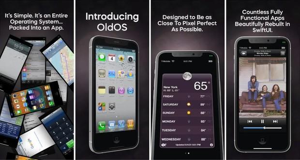 Nhà phát triển 18 tuổi hồi sinh iOS 4 dưới dạng ứng dụng độc lập, có thể chạy trên mọi chiếc iPhone đời mới - Ảnh 1.