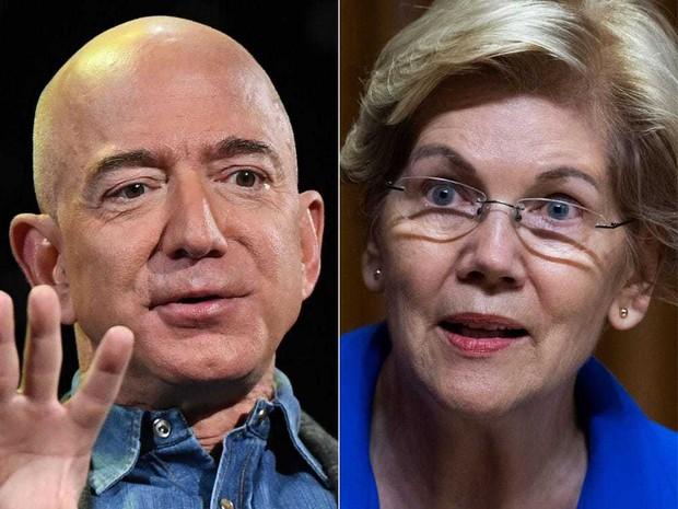 Jeff Bezos cười vào mặt tất cả những người Mỹ đóng thuế - Ảnh 1.