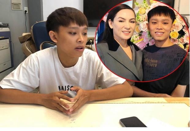 Hoa hậu ở nhà 200 tỷ chỉ trích Phi Nhung vì để chị ruột Hồ Văn Cường sống khổ: Thương con thì phải biết nghĩ cho con! - Ảnh 8.