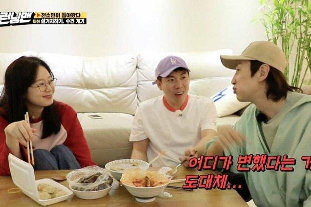 Se Chan khóc gục xuống bàn, So Min và PD nhòe lệ khi chia tay Kwang Soo - Ảnh 6.
