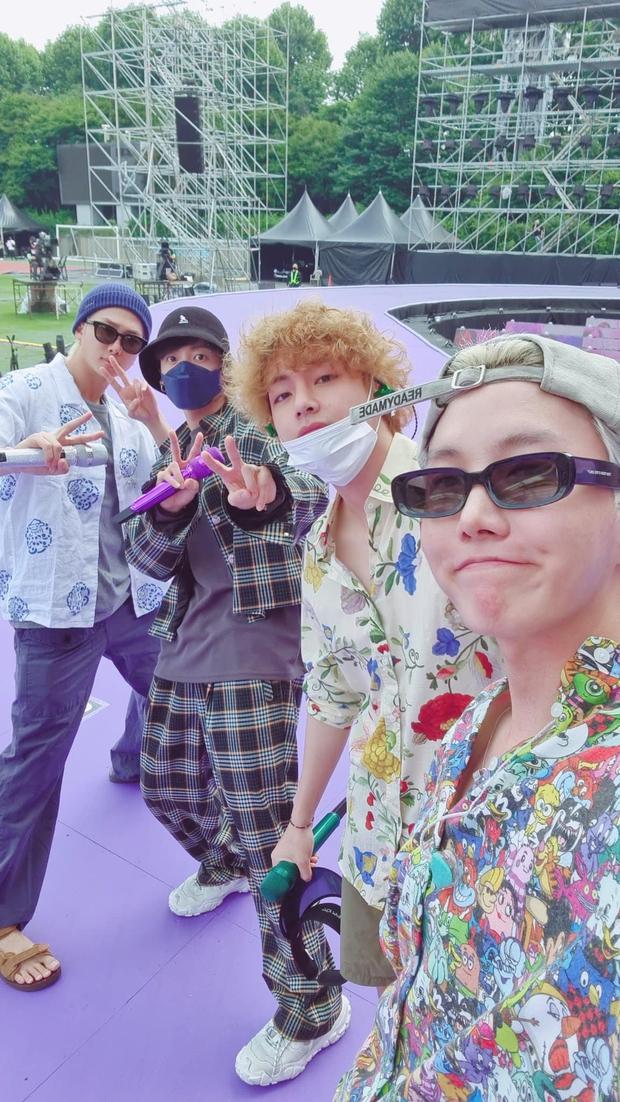 Tân binh kinh nghiệm 9 năm Jungkook (BTS) lại làm toàn thế giới điên đảo vì visual mlem quá rồi trời ơi! - Ảnh 2.