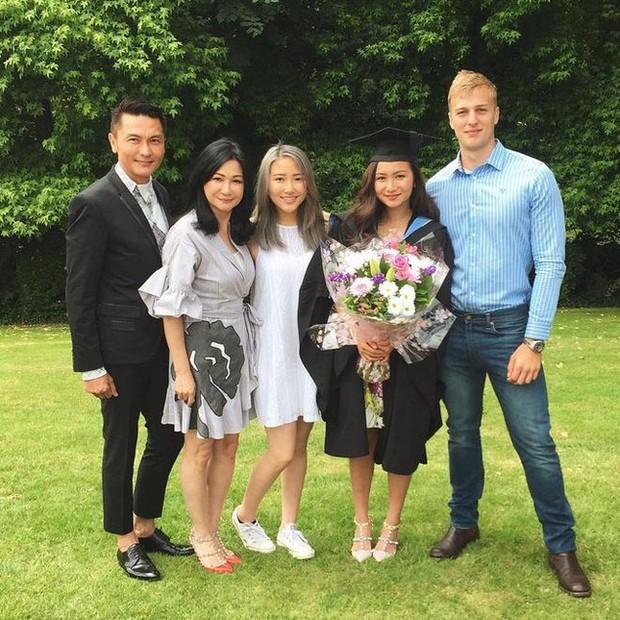 Con gái tài tử Thiên Long Bát Bộ dự thi Hoa hậu Hong Kong - Ảnh 3.