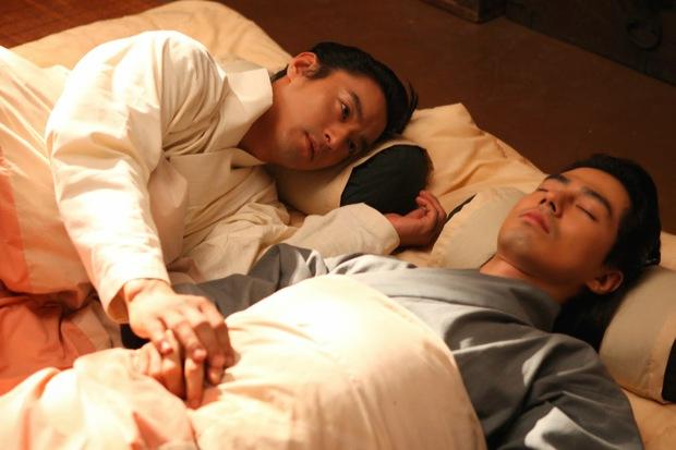 Tài tử Hàn đóng cảnh nóng đồng tính y như thật, trấn an bạn diễn anh không gay trước khi lăn giường - Ảnh 4.