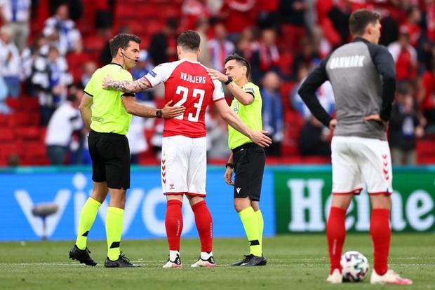 Kiên cường gượng dậy sau sự cố kinh hoàng, Đan Mạch lại thua đau Phần Lan dù được đá penalty - Ảnh 5.