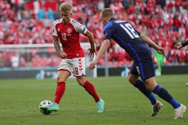 Kiên cường gượng dậy sau sự cố kinh hoàng, Đan Mạch lại thua đau Phần Lan dù được đá penalty - Ảnh 6.